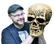 Human Replica Model SKULLS, Life Size, Small, Large, Giant Size SKULL