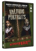 Amazing Realistic Animated Digital Special Effects AtmosFEARfx UNLIVING PORTRAITS Illusion FX DVD. Scary decor! Feature three characters: stern gentleman, lovely debutante, and creepy little girl. Watch them age before your eyes, or let evil escape!