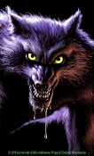Cheap Wholesale Discount Realistic Life Size Creepy Werewolves, Spooky WEREWOLF, Scary Lycans, Frightening Monsters, Hybrid Mutants, WERE WOLF Theme Decor, Haunted House Props, Halloween Decorations - Non Moving - Props Do NOT Move
