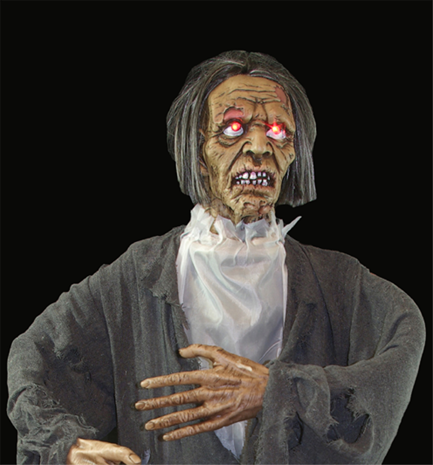 Indoor Outdoor Cheap Discount Sale Wholesale Halloween Props Decorations - LIFE SIZE ZOMBIES, GHOULS, CORPSES, TORSOS, DEAD BODIES, SEVERED HEADS