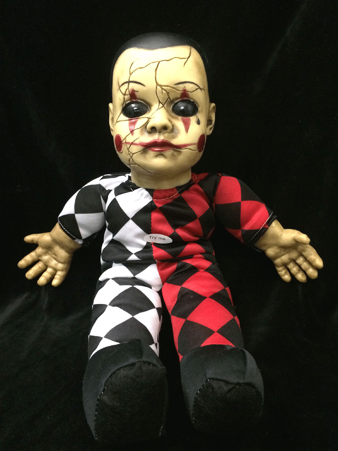 haunted dolls zombie babies creepy undead baby halloween props 34