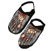 Cheap Wholesale Discount Novelty SHOES, Funny Slippers, Cosplay Footwear, Character SHOE COVERS, Monster Foot Covers, Costume FEET Accessory, Halloween Costumes Accessories