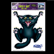 Cheap Wholesale Discount Spooky BLACK CATS, Creepy Felines, Scary Wicked Witch Pets, Superstition Bad Luck Animal Familiars, Halloween Props Haunted House Decorations