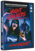Amazing Realistic Animated Digital Special Effects NIGHT STALKERS Illusions FX DVD. Startle, scare and entertain friends, neighbors and party guests with a homage to old slasher horror films. Great for your next Halloween haunted house costume party!