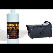 Cheap Wholesale Discount FOG Machines, FOGGERS, Misters, Fog Liquid Juice, Fogger refills, Fog Accessories, DJ Special Effects FX Halloween Haunted House Props Decorations