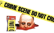 100-Ft CRIME SCENE TAPE DO NOT CROSS Halloween Horror Decoration