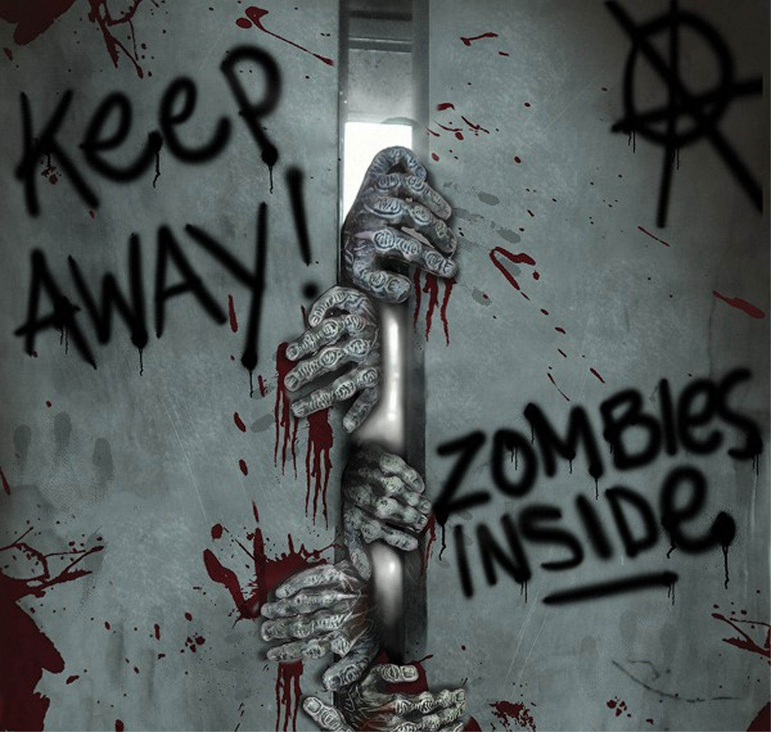 keep-away-turn-back-zombies-inside-door-cover-horror-decoration